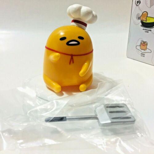 environ 7.62 cm Kidrobot Gudetama eggcellent Cook Eggstra paresseux 3 in Vinyl Mini Figure Sanrio
