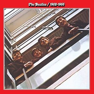 The-Beatles-1962-1966-The-Red-Album-2CD-Best-Of-Greatest-Hits-2009-remaster