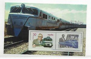 Spagna-DB-il-Talgo-Hojha-Souvenir-di-Serie-Del-Anno-1995-ES-964