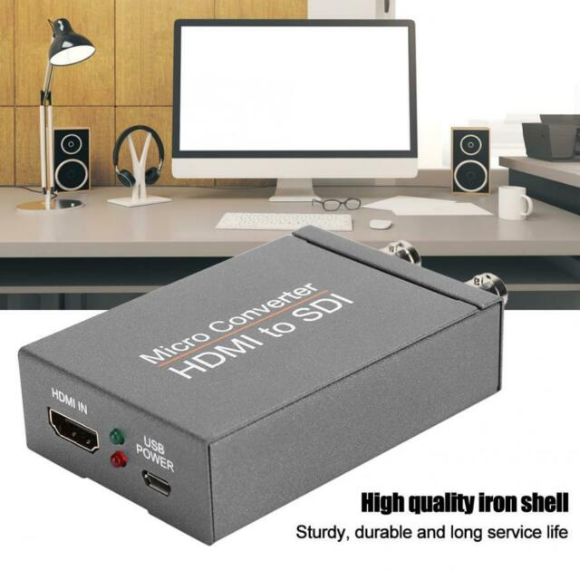 Blackmagic Design Micro Converter Hdmi To Sdi With Power Supply For Sale Online Ebay