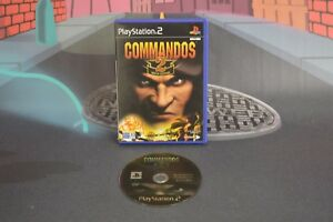 COMMANDOS-2-MEN-OF-COURAGE-PLAYSTATION-2-COMBINED-SHIPPING