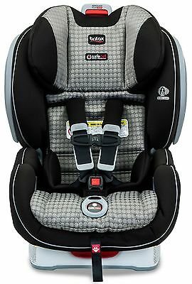 Britax Advocate Clicktight Convertible Car Seat Baby Child Safety Venti NEW 2018