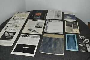 LOT-18-NASA-APOLLO-SATURN-I-V-MARSHALL-SPACE-FLIGHT-CENTER-PROJECT-MGR-FILES