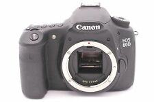 Canon EOS 60D 18.0 MP Digital DSLR Camera - Shutter Count: 671