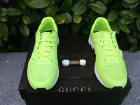 Gucci Sneakers Sneaker Herrenschuhe Neon Neu Schuh Shoes Men Trainers Scarpe New