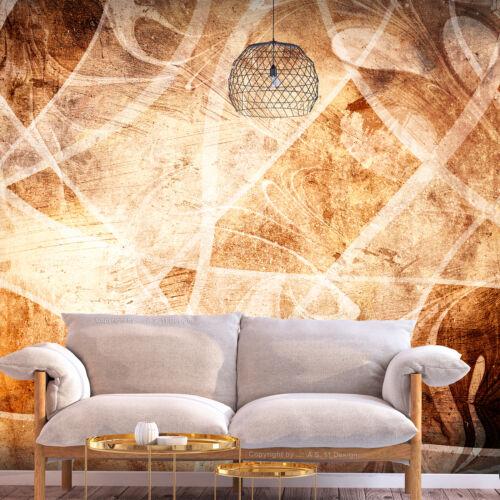 Vlies Fototapete braune Textur Optik Tapete Rolle Wandbilder xxl a-A-0493-a-a