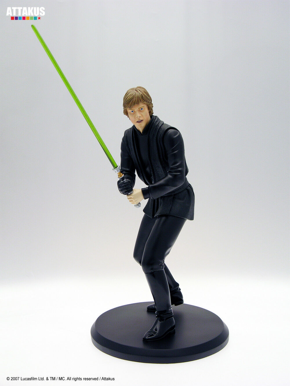 Attakus luke skywalker 1 5