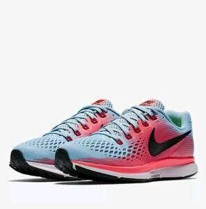 Detalles acerca de Para mujer Nike Air Zoom Pegasus 34 Atlético Zapatillas  Zapatos Talla 5.5; 6; 8; 8,5; 9- mostrar título original