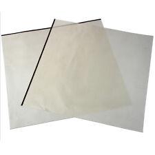 2 pressa di calore riutilizzabili FOGLI di teflon 48cm x 58cm T-shirt Trasferimento sublimazione