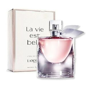 BRAND NEW IN BOX Lancome La Vie Est Belle 2.5oz  Women's Eau de Parfum PERFUME