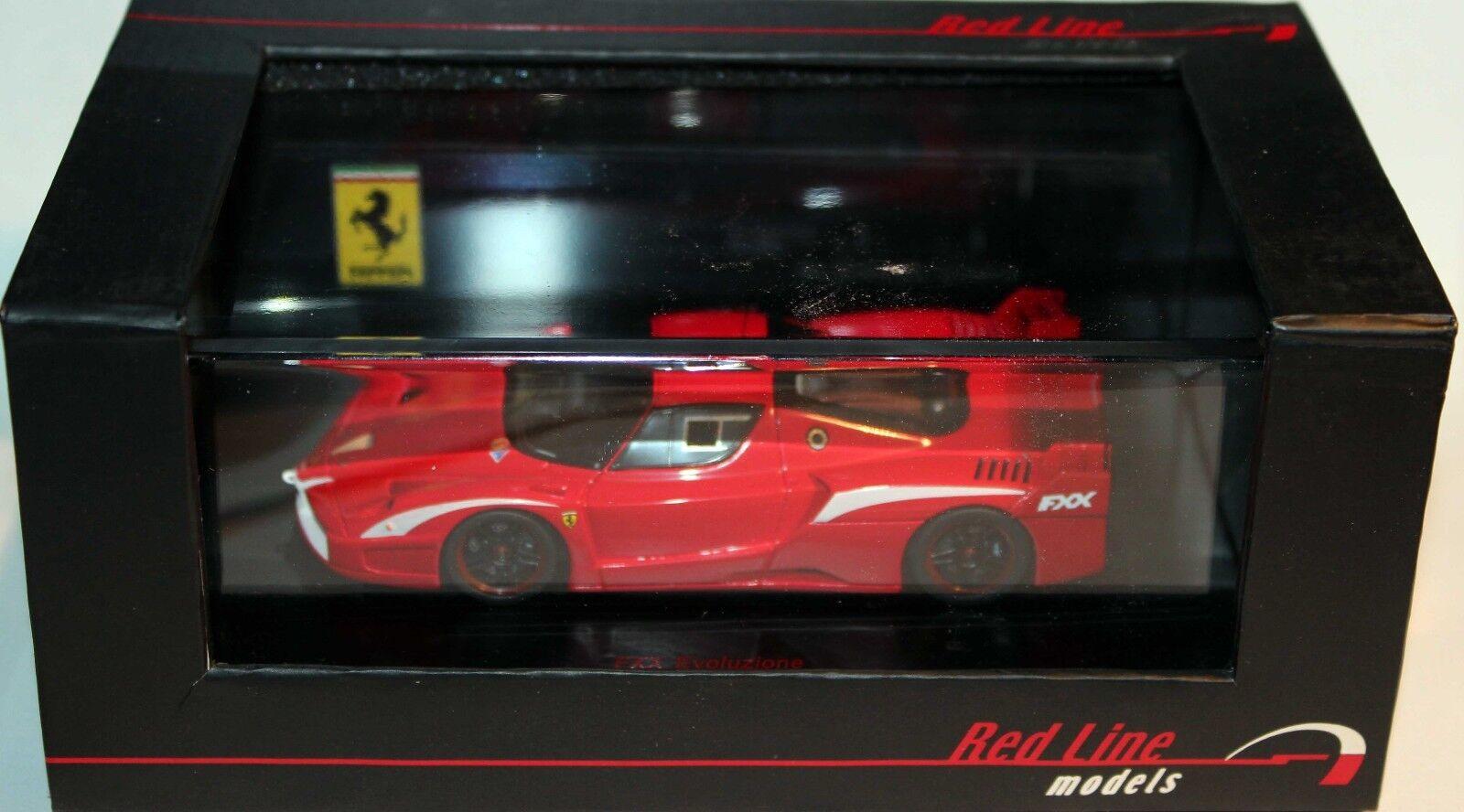 mejor servicio rojoline Modelos Modelos Modelos 1 43 Ferrari Fxx Evoluzione RL128  punto de venta