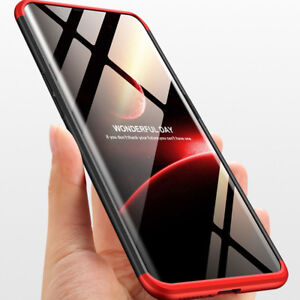buy online 9858d 54218 Details about Hybird Shockproof Protective 360° Full Cover Phone Case For  OPPO Find X F9 F9Pro