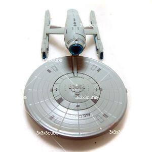 STAR TREK Collection #2 USS ENTERPRISE NCC-1701 Diecast ...