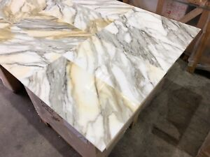 Image Is Loading Marble Tiles Italian Calacatta Gold Polished