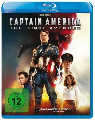 Captain America - The First Avenger [Blu-ray/NEU/OVP] von Marvels legendärem