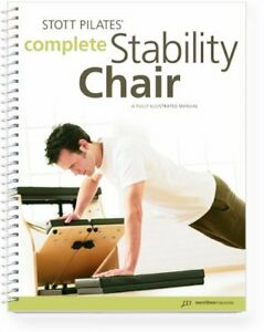 NEW STOTT PILATES Manual - Complete Stability Chair FREE2DAYSHIP TAXFREE