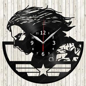 The-Winter-Soldier-Comics-Vinyl-Record-Wall-Clock-Decor-Handmade-1360