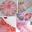 1-Yard-Embroidered-Floral-Tulle-Lace-edge-Trim-Ribbon-Fabric-Sewing-Crafts-FL255 thumbnail 1