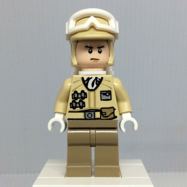 LEGO Star Wars Episode 4/5/6 sw0259 Hoth Rebel Trooper Minifigure from 8083