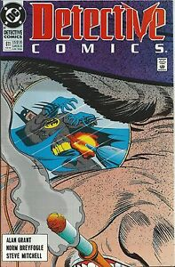 DETECTIVE COMICS  611 FEB 1990 NM - <span itemprop=availableAtOrFrom>Stockport, United Kingdom</span> - Returns: Any item may be returned within 14 days of receipt by customer. Customer to pay for postage both out and return. Full refund of cost of item. The item must be in same condition - Stockport, United Kingdom