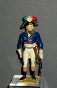 Hôte Ancien 65 mm Général Kléber N ° 25