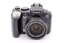 Canon PowerShot S5 IS 8.0 MP Digital Camera - Black