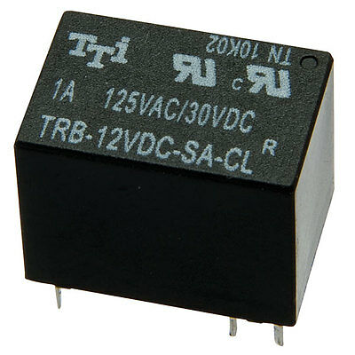 Subminiature Relay SPDT 3A 5v SPDT High Sens. Small Miniature Sealed