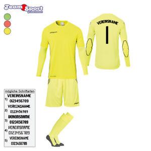 Uhlsport-Score-Torwart-Set-inkl-Druck-Herren-Fussball-Training-Art-1005616