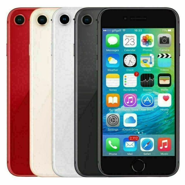 Apple Iphone 8 Product Red 256gb Unlocked A1863 Cdma Gsm For Sale Online Ebay