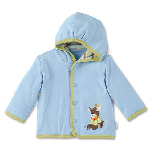 Sterntaler Baby veste babyjacke capuche veste Jersey Emmi âne 95340