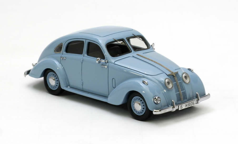 Adler 2.5 Aero  Light bluee  1937 (Neo (Neo (Neo Scale 1 43   45026) 46c100