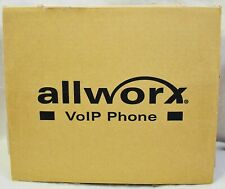 Grade A Allworx 9112 Black Voip Executive Phone 750035001 8110001 With Ps