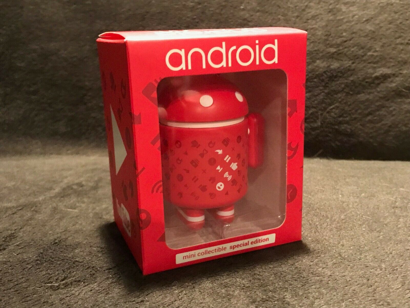 Android Mini Collectible Figure - Google Edition GE -  YouTube