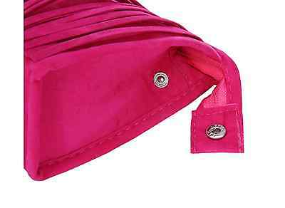 Kosmetiktasche klein Cowgirl PU Leder Clutch 6 Farben Tasche Fransen Damen Style