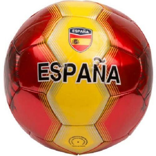 SUPPORT YOUR M Espana Soccer Ball Size 5