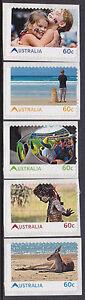 2011-Living-Australia-Set-of-5-P-amp-S-Stamps