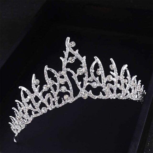 Crown Headband Tiaras Crowns Headbands Bridal Wedding Party Jewelry Glamourous