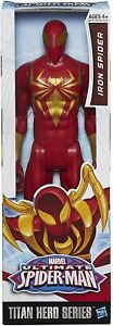 Marvel-Avengers-Titan-Hero-Spiderman-Iron-Spider-Figur-Sound-Talk-Geschenk-Spielzeug-Kinder