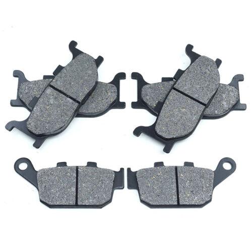 For Yamaha FZ6R 09-17 XJ6 09-14 XJ6N 09-16 XJ6S 09-10 Front /& Rear Brake Pads