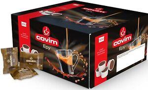 300 Capsule caffè COVIM OROCREMA compatibili con Lavazza Espresso Point