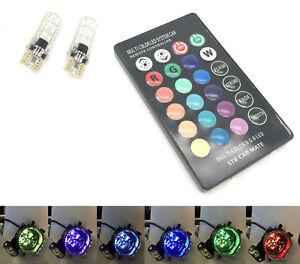 501-RGB-Remote-LED-Interior-Bulbs-Lights-Lamp-For-Vauxhall-Astra-Mk5-H-Incl-Vxr