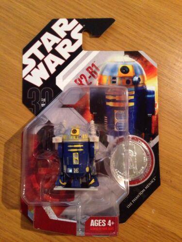 Details about  /2007 Star Wars R2-B1 The Phantom Menace Action Figure,MIP 30th Anniv B133