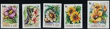 Guinea SC663-671&C127-C129 Beautiful Flowers MNH 1974