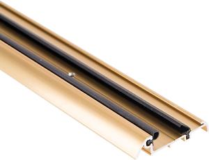 STORMGUARD 04SR0021000MG Slimline Threshold Door 1 m Gold