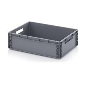 Profi-Klappbox 60x40x32 m Deckel*Transportkiste*Faltbox*Stapelkiste*Klappkiste*