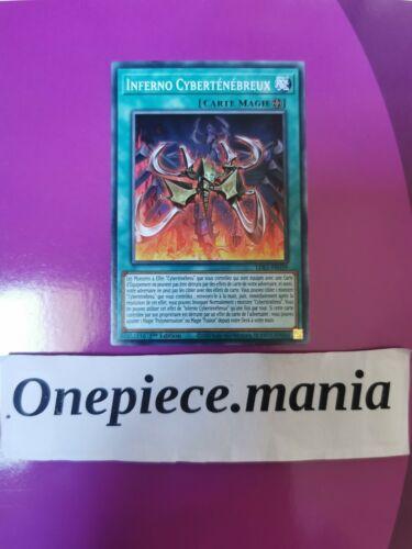 Inferno Cyberténébreux LDS1-FR039 C Yu-gi-oh