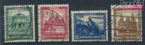 Deutsches-Reich-459-462-gestempelt-1931-Nothilfe-8062695