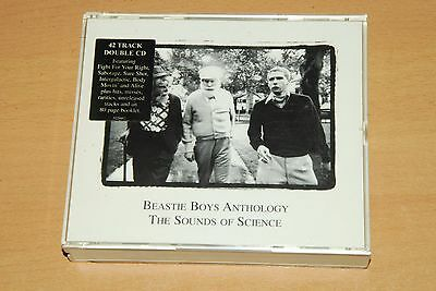 Beastie Boys - Anthology - The Sounds Of Science - CD ALBUM (ref 610)