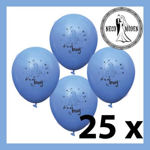 Its a Boy babyballons shower fiesta nacimiento baby shower Bebek sekeri pullerparty Boy