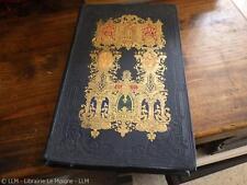 1851.Choix lettres Madame de Sévigné.Cartonnage.abbé Allemand